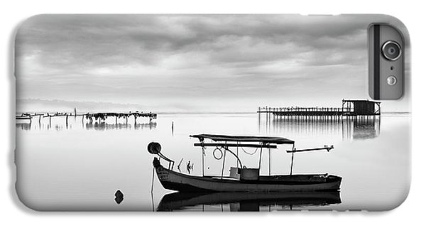 Boats iPhone 7 Plus Case - Fishing Boat II by George Digalakis