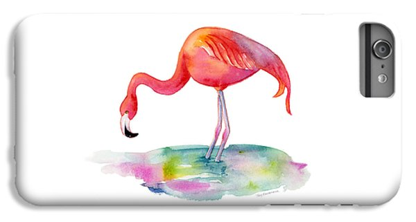 Flamingo Dip IPhone 7 Plus Case