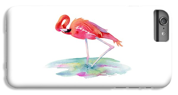 Flamingo View IPhone 7 Plus Case