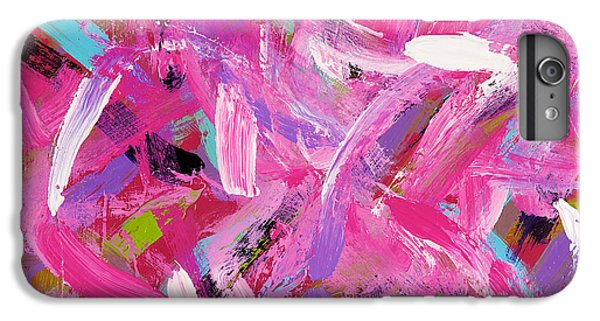 Flamingos In The Park IPhone 7 Plus Case