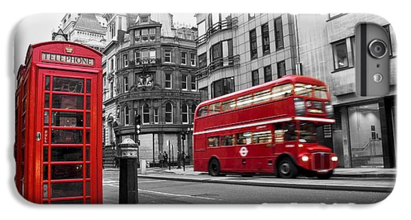 Big Ben iPhone 7 Plus Case - Fleet Street London by Delphimages Photo Creations