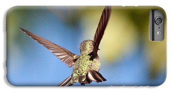 Fly Away With Me IPhone 7 Plus Case by Nathan Rupert