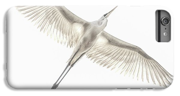Egret iPhone 7 Plus Case - Fly by Keren Or