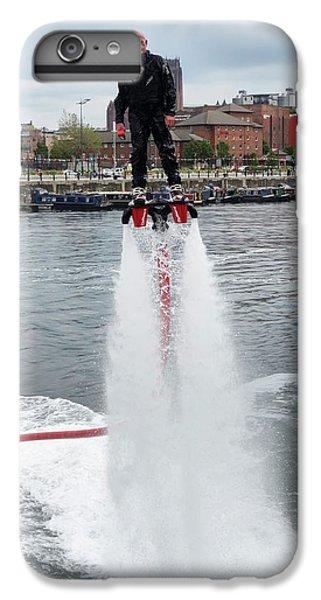 Jet Ski iPhone 7 Plus Case - Flyboard by Cordelia Molloy