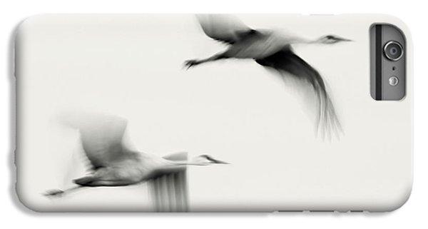 Crane iPhone 7 Plus Case - Flying Dreams by John Fan