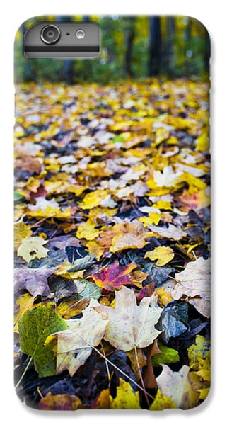 IPhone 7 Plus Case featuring the photograph Foliage by Sebastian Musial
