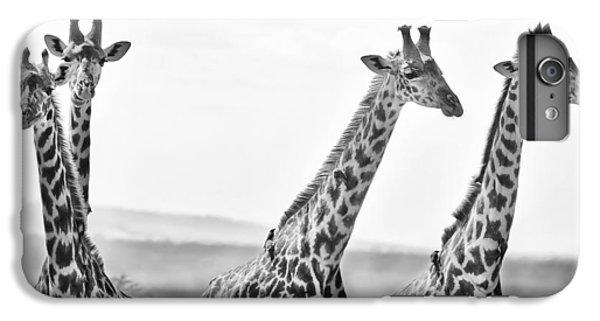 Four Giraffes IPhone 7 Plus Case