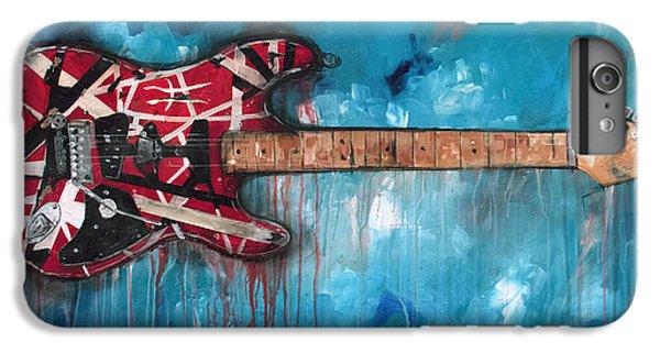 Eric Clapton iPhone 7 Plus Case - Frankenstrat by Sean Parnell