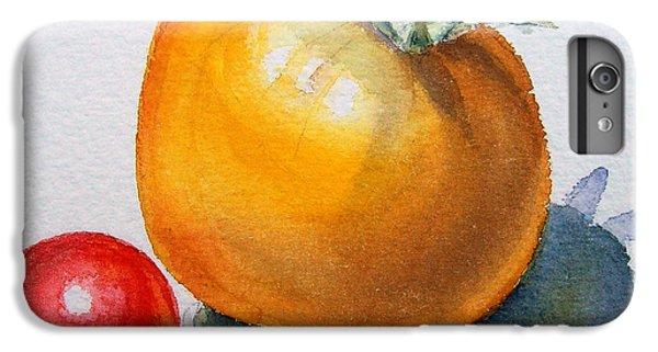 Garden Tomatoes IPhone 7 Plus Case by Irina Sztukowski