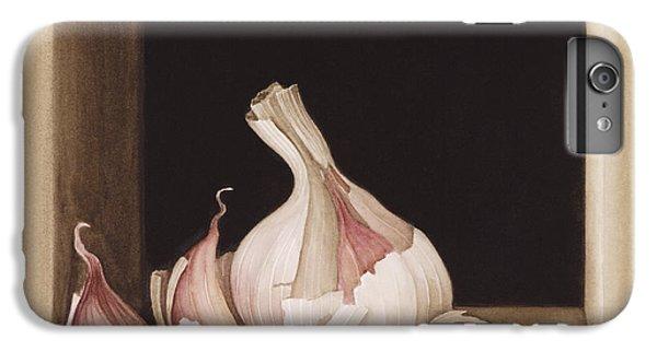 Garlic IPhone 7 Plus Case by Jenny Barron