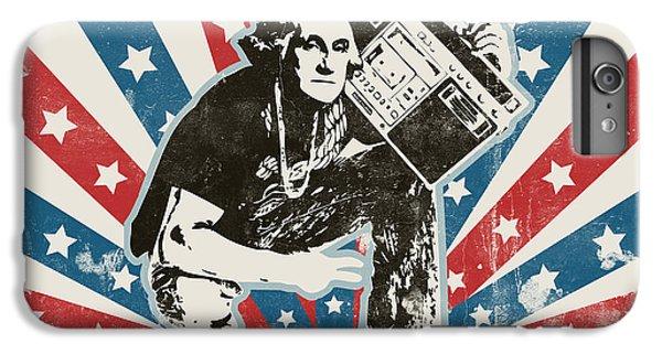 George Washington - Boombox IPhone 7 Plus Case