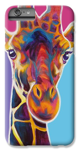 Giraffe - Marius IPhone 7 Plus Case by Alicia VanNoy Call