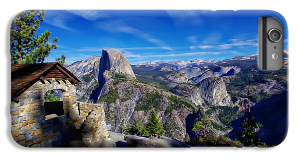 Glacier Point Yosemite National Park IPhone 7 Plus Case by Scott McGuire