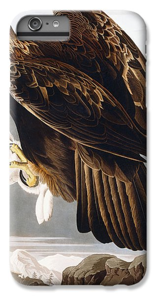 Golden Eagle IPhone 7 Plus Case by John James Audubon