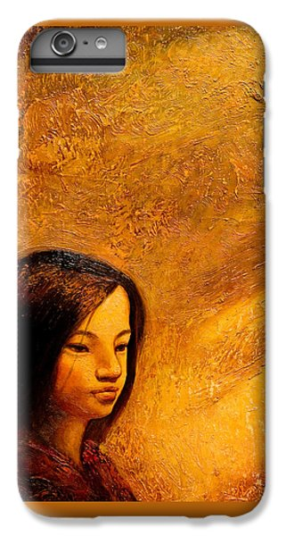 iPhone 7 Plus Case - Golden Light by Shijun Munns