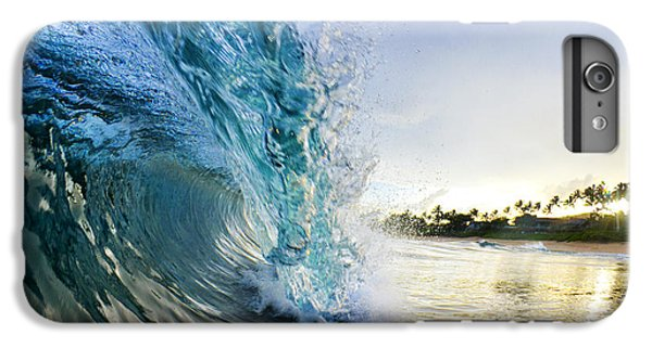 Beach iPhone 7 Plus Case - Golden Mile by Sean Davey