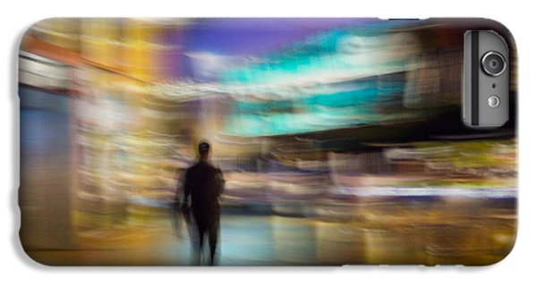 IPhone 7 Plus Case featuring the photograph Golden Temptations by Alex Lapidus