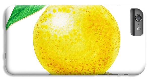 Grapefruit IPhone 7 Plus Case