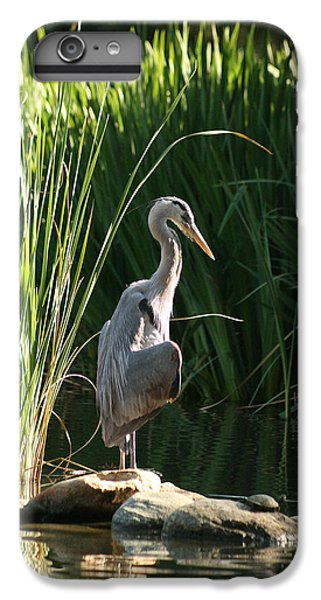 Great Blue Heron IPhone 7 Plus Case by Ellen Henneke