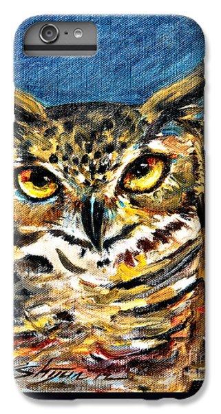 iPhone 7 Plus Case - Guardian Owls by Shijun Munns