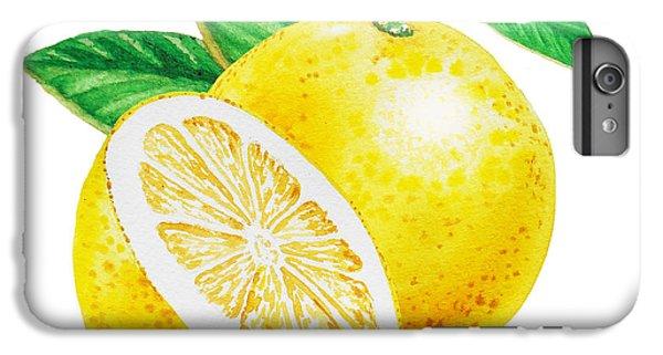 Happy Grapefruit- Irina Sztukowski IPhone 7 Plus Case