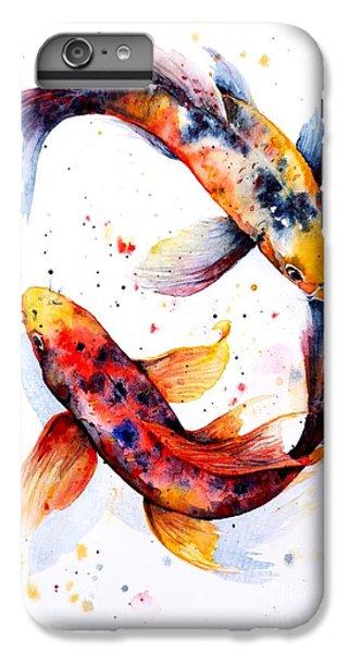 Fish iPhone 7 Plus Case - Harmony by Zaira Dzhaubaeva