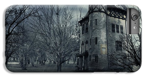 The White House iPhone 7 Plus Case - Haunted House by Jelena Jovanovic