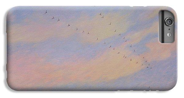 Homeward, 2004 Oil On Canvas IPhone 7 Plus Case by Ann Brain