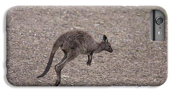Kangaroo iPhone 7 Plus Case - Hop by Mike  Dawson
