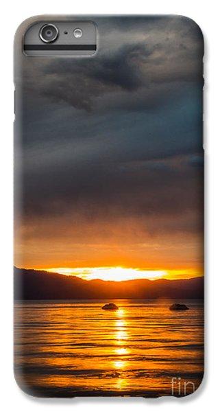 Jet Ski iPhone 7 Plus Case - Hot Water by Mitch Shindelbower