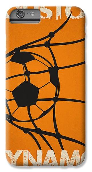 Soccer iPhone 7 Plus Case - Houston Dynamo Goal by Joe Hamilton