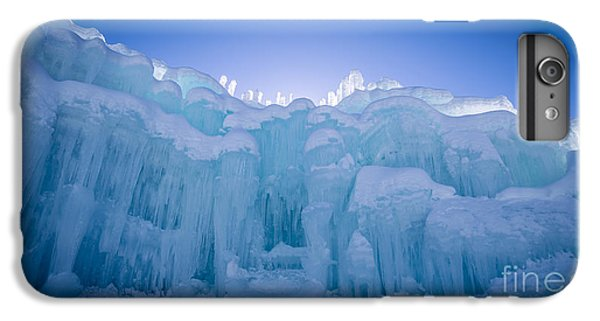 Ice Castle IPhone 7 Plus Case by Edward Fielding