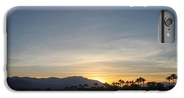 City Sunset iPhone 7 Plus Case - In The Grand Scheme Of Things by Laurie Search