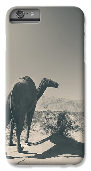 In The Hot Desert Sun IPhone 7 Plus Case by Laurie Search