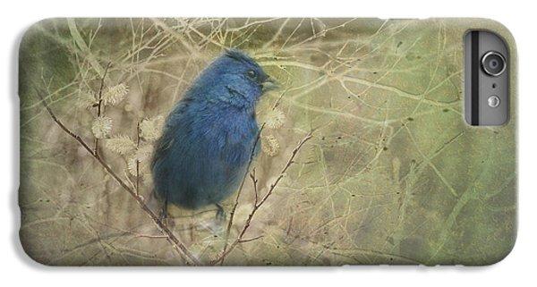 Bunting iPhone 7 Plus Case - Indigo Blue by Susan Capuano