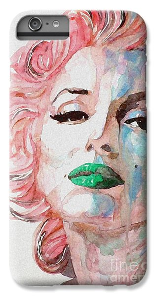 Hollywood iPhone 7 Plus Case - Insecure  Flawed  But Beautiful by Paul Lovering