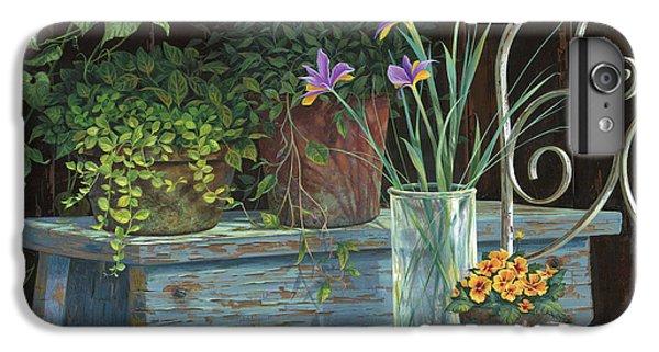 Irises IPhone 7 Plus Case by Michael Humphries