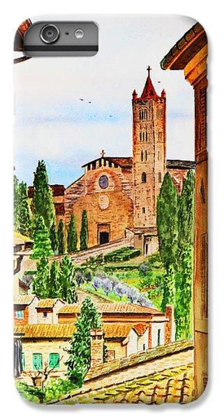 Italy Siena IPhone 7 Plus Case