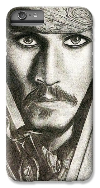 Jack Sparrow IPhone 7 Plus Case