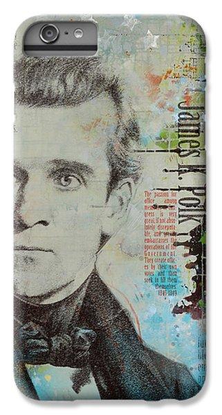 James K. Polk IPhone 7 Plus Case