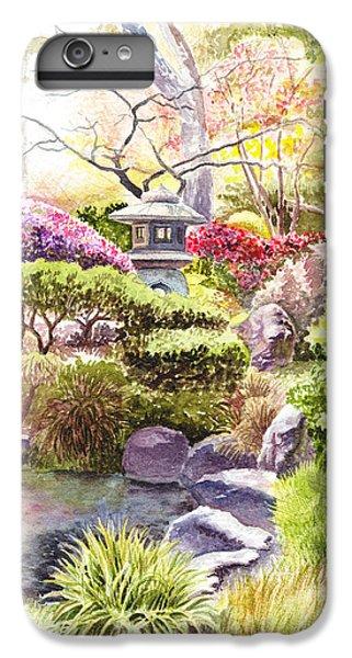 San Francisco Golden Gate Park Japanese Tea Garden  IPhone 7 Plus Case
