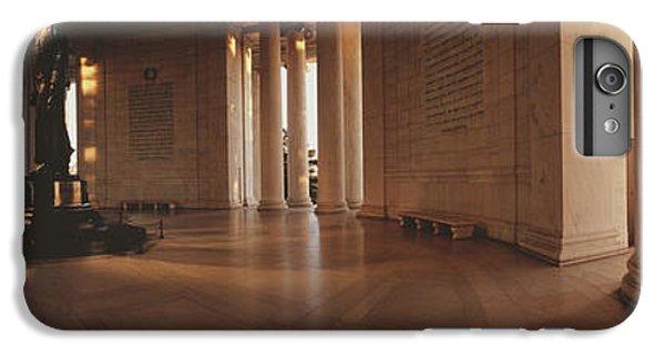 Jefferson Memorial Washington Dc Usa IPhone 7 Plus Case by Panoramic Images