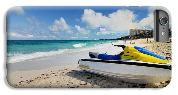 Jet Ski iPhone 7 Plus Case - Jet Ski On The Beach At Atlantis Resort by Amy Cicconi