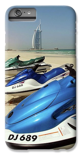 Jet Ski iPhone 7 Plus Case - Jet Skis by Peter Menzel/science Photo Library