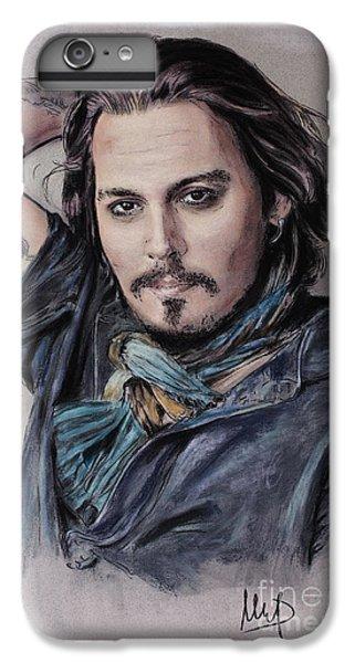 Johnny Depp IPhone 7 Plus Case