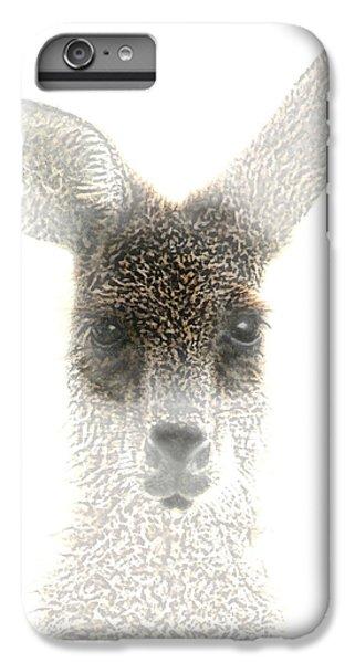 Kangaroo iPhone 7 Plus Case - Kangaroo by Holly Kempe