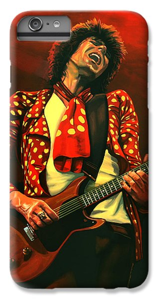 Keith Richards Painting IPhone 7 Plus Case