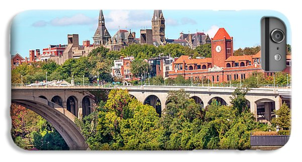 Key Bridge, Potomac River, Georgetown IPhone 7 Plus Case
