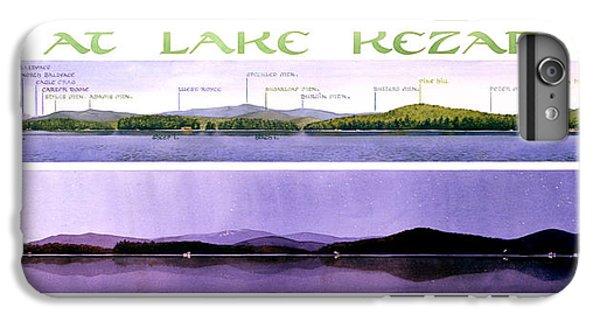 Lake iPhone 7 Plus Case - Kezar Lake View by Mary Helmreich