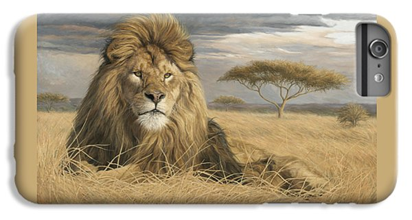 King Of The Pride IPhone 7 Plus Case by Lucie Bilodeau
